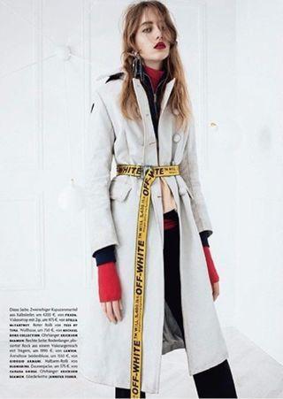 In Trend Korean Fashion Belt