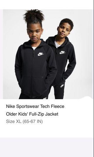 Nike Tech Fleece Jacket hoodie