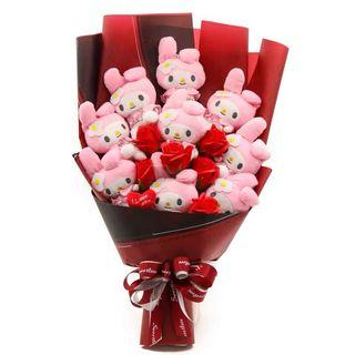 My Melody Bouquet Love