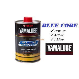 Yamalube blue core AT Oil