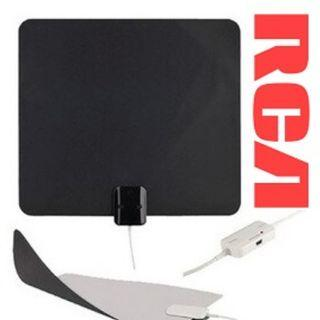 RCA Ultra-Thin Amplified Multi-Directional TV Antenna