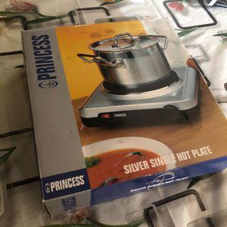 Princess Silver Hot Plate Like Induction Cooker