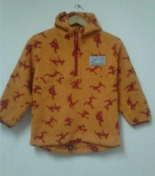 Authentic Jack Wolfskin Fleece Hoodie Sweater for Kids (4-7 years)