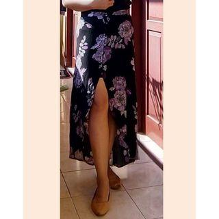 Cotton On Maxi Skirt Rok fit L