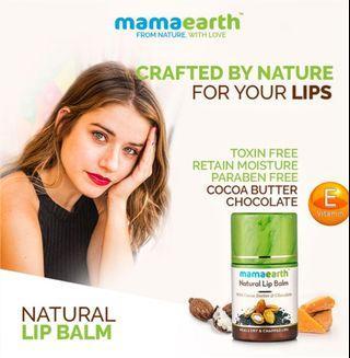 Chocolate Natural Lip Balm