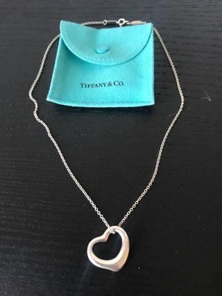 Tiffany Necklace (100% real)