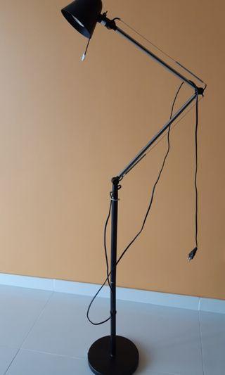 Floor Standing Ikea Lamp