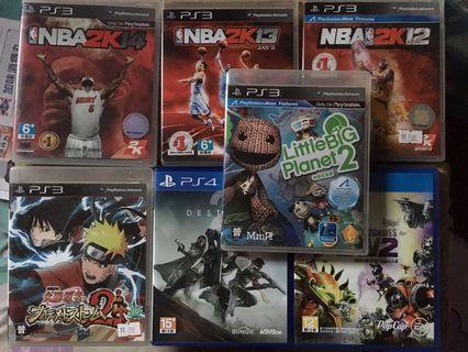 🚚 阿姬の收藏屋|送贈品|PS3 + PS4 遊戲