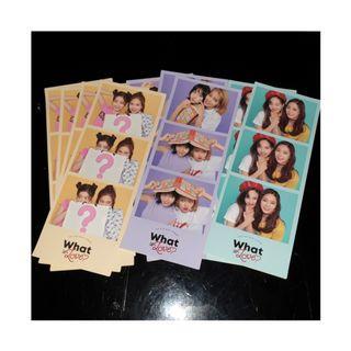 🚚 What Is Love Photostrip Sticker