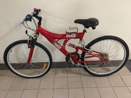 Coca Cola Bike Authentic