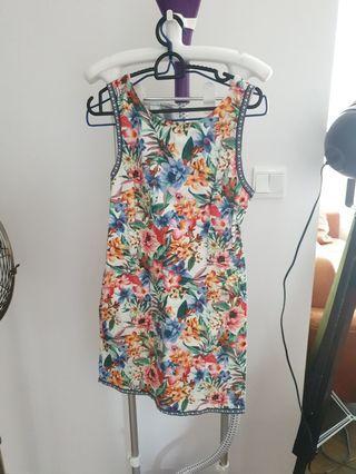 Floral Dress- forever 21