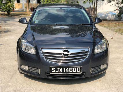 Opel Insignia 2.0A For Rental