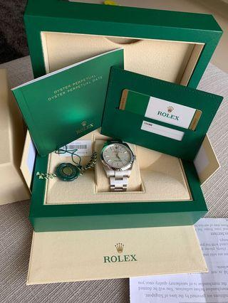 🚚 Brand new Rolex Oyster Perpetual 39 (114300)