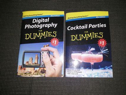 Mini dummies books