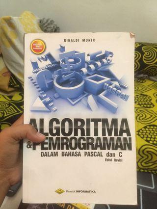 Algoritma&pemograman