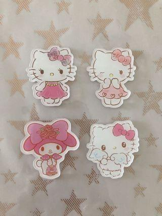 🚚 Hello Kitty Acrylic Resin