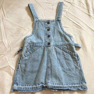 Ralph Lauren skirt overall