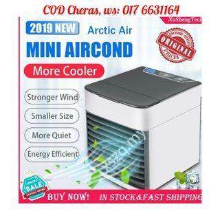 COD ✔ COD✔ COD✔2019NEW Mini Fan Mini Aircond  Cooler Air And Mini Conditioning