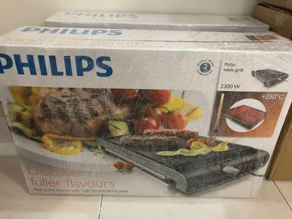 Phillips Table Grill brand new