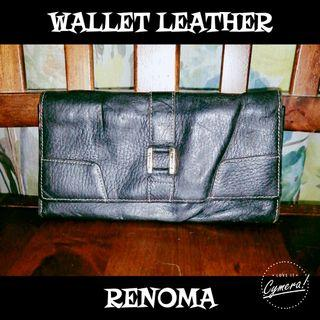 Wallet Leather Renoma