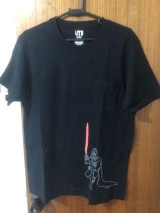 Uniqlo Starwars Shirt