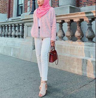 H&M faux fur autumn/winter jacket