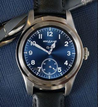 MontBlanc Summit 2 42mm Latest Model with warranty