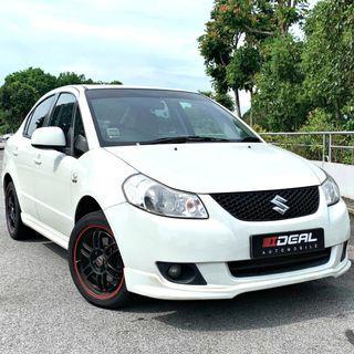 Cheap Rental!! Suzuki SX4