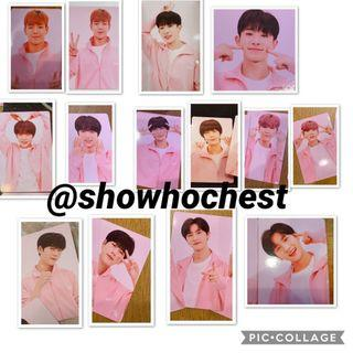 MONSTA X TWOTUCKGOM PHOTOCARD
