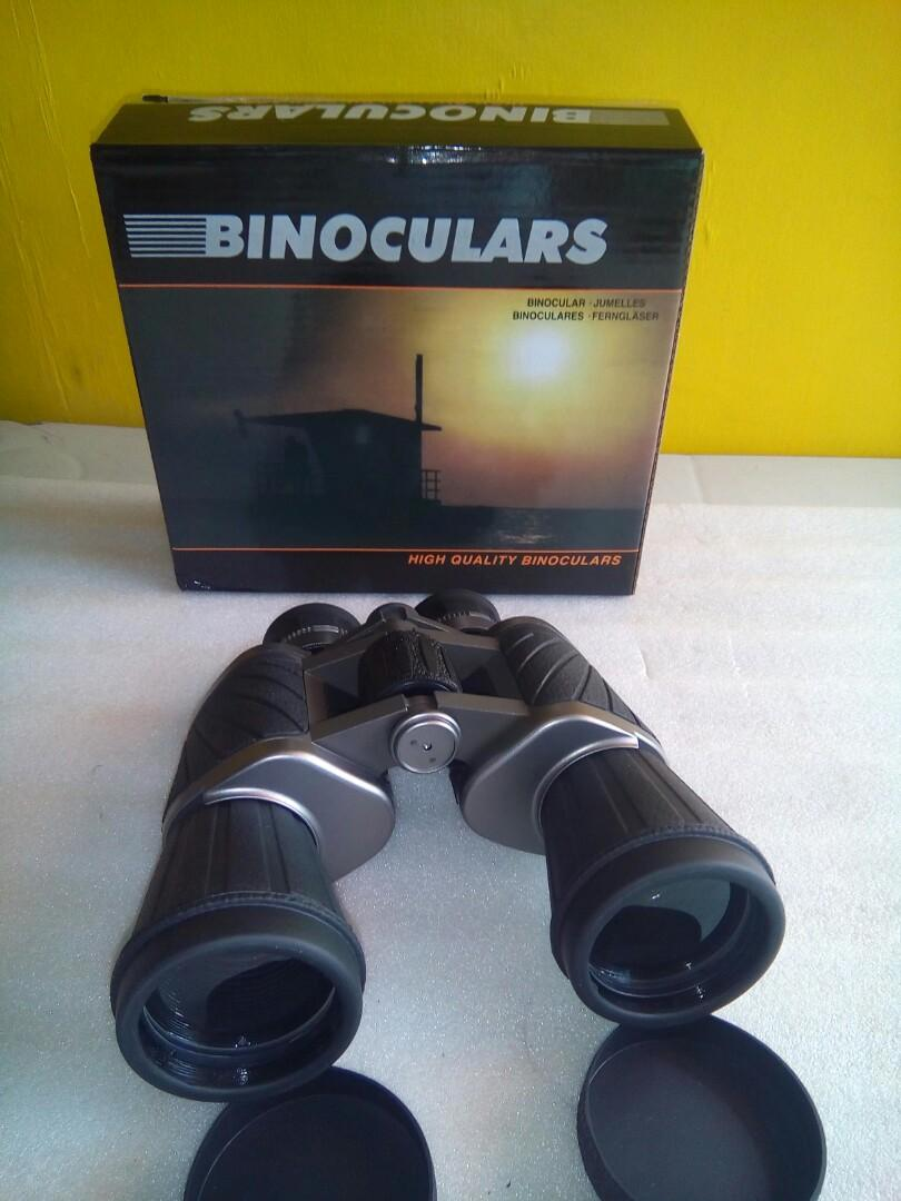 10x50 Baigish Brand High Power Telescope High Definition