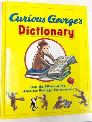 🚚 Curious George's Dictionary
