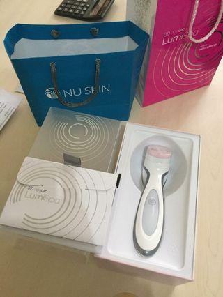 Ageloc LUMISPA Limited Edition Pink Series By NU SKIN