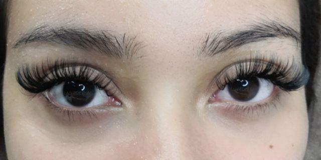 Eyelash Extension Mega volume
