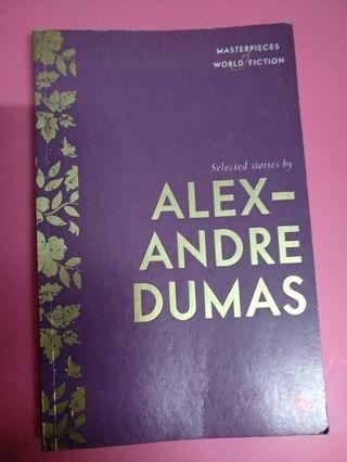 Selected stories by Alexandre Dumas