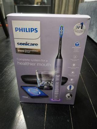 Philips Sonicate 9500 DiamondClean Smart