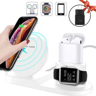 🚚 3 in 1 Wireless Charger