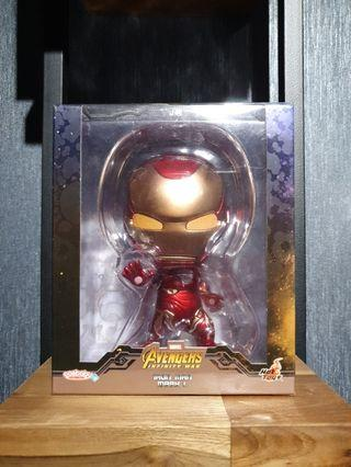 Hot Toys Avengers: Infinity War Iron Man Mark L Medium Sized Cosbaby MISB
