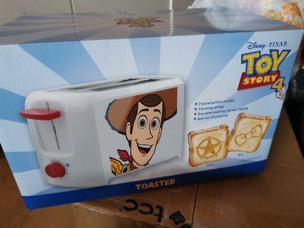 Toy story 胡迪多士爐