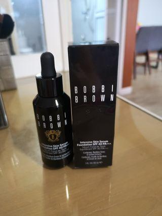 Bobbi brown serum foundation