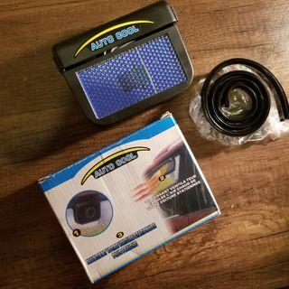 太陽能汽車散熱器