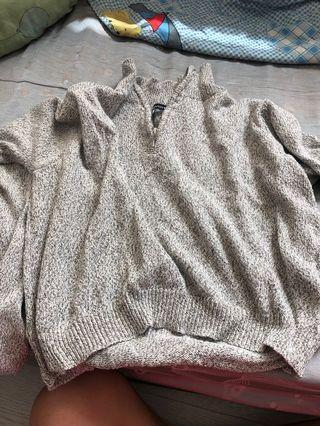 🚚 Brandy Melville knitted Long sleeve top