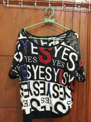 "KAOS ""YES YES YES"" IMPORT"
