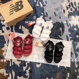 NB韓國專櫃涼鞋
