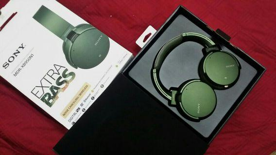SONY MDR-XB950N1 Noise Cancelling Extra Bass Wireless headphones