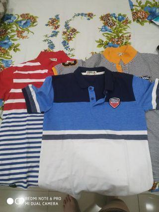 Osella t shirt for boys 3 item