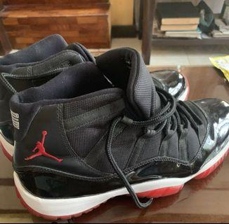 Air Jordan Bred 11