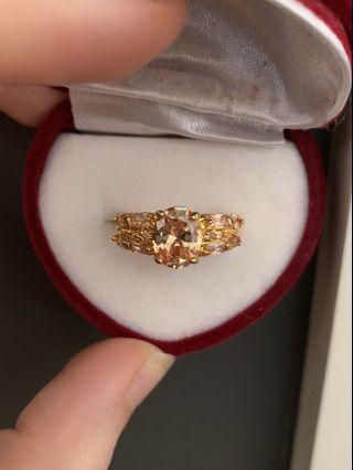 Gold Ring #swapAU