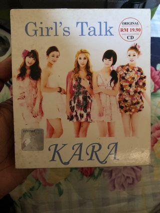Preloved Kpop CD (Kara)