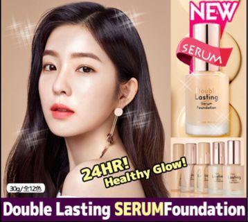 [etude house]Double lasting serum foundation SPF25/PA++