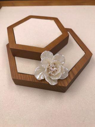 出口歐美 人造首飾 - 彈性仿珍珠貝介子(EXPORT Europe / USA Fashion Jewellery Elastic Ring - Imitation Pearl / Shell)